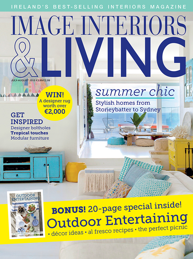 All this and more in the July-August issue of Image Interiors & Living, out now!