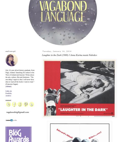 Vagabond Language