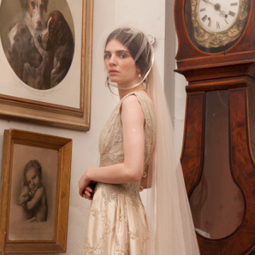 Bride - Styling by Ruth Anna Coss, photography by Sean Jackson.