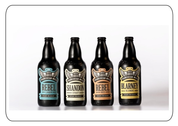 Franciscan Well Bottles
