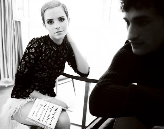 Emma Watson Vogue 2011