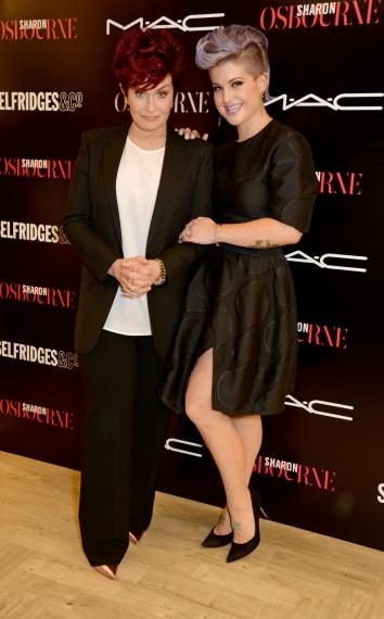Sharon & Kelly Osbourne