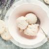 Dairy Free Irish Honey Ice Cream