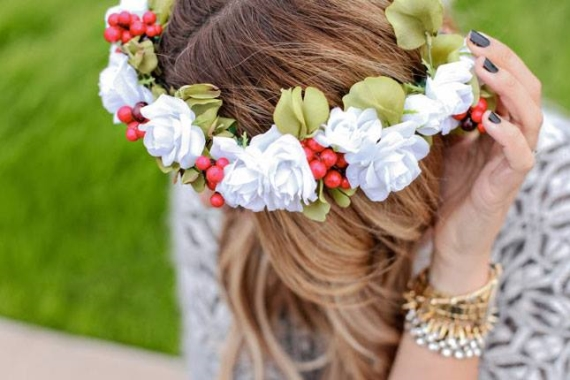 Decorate Your Own Headpiece