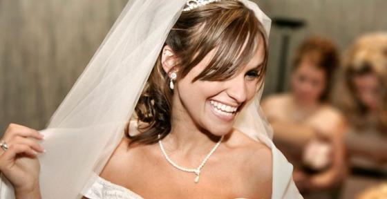 Bride at The Westgrove Hotel