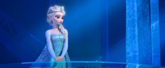 Elsa The Snow Queen - Frozen