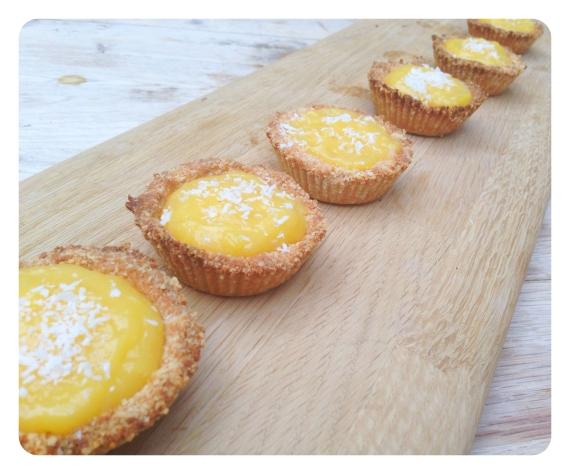 Little Lemon Tarts