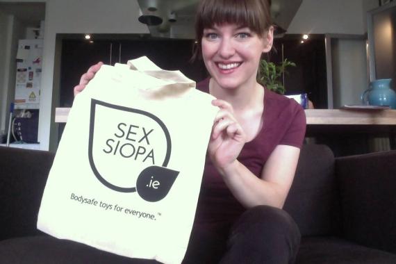Shawna Scott of sexsiopa.ie