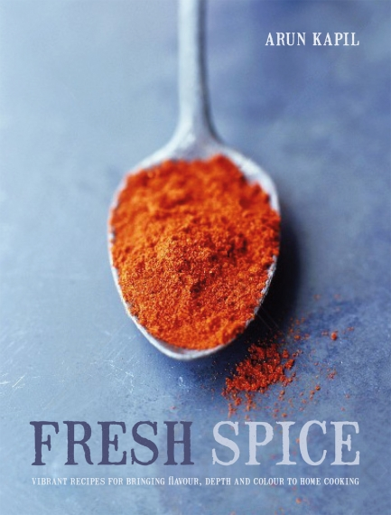 Fresh Spice - book cover