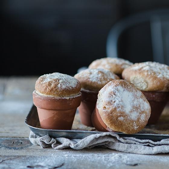 Bread pots