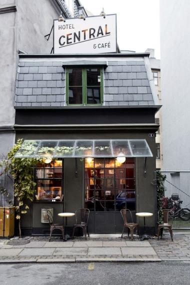 Central Hotel & Cafe - BASHFave