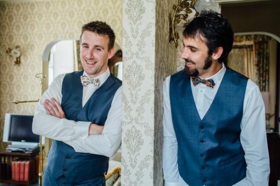 Wedding Crasher: Meet Ger & Alan