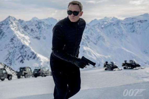 Watch: New James Bond Trailer