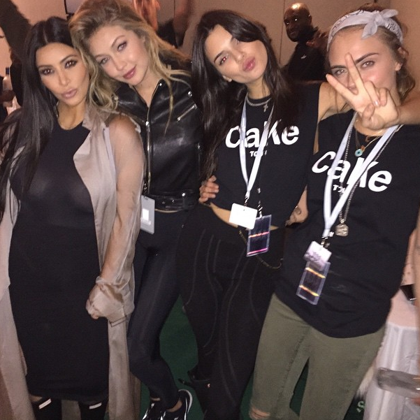 kim kardashian instagram glastonbury