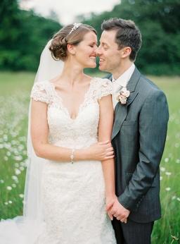 Real Weddings: Grace & Paul
