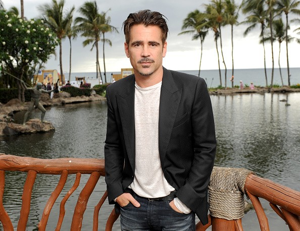 Colin Farrell attends opening night of the 2015 Maui Film Festival At Wailea on June 3, 2015 in Wailea, Hawaii.