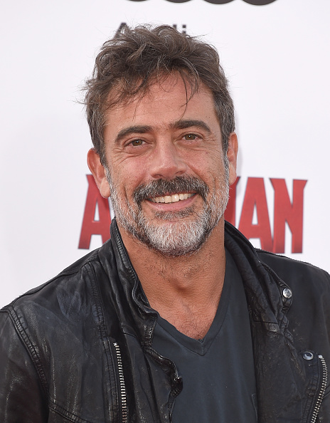 HOLLYWOOD, CA - JUNE 29: Actor Jeffrey Dean Morgan arrives at the Los Angeles Premiere of Marvel Studios 'Ant-Man' at Dolby Theatre on June 29, 2015 in Hollywood, California. (Photo by Jason Merritt/Getty Images)