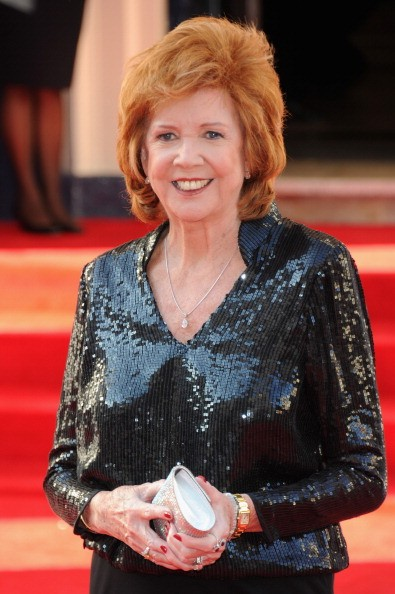 LONDON, ENGLAND - MAY 18:  Cilla Black attends the Arqiva British Academy Television Awards at Theatre Royal on May 18, 2014 in London, England.  (Photo by Stuart C. Wilson/Getty Images)