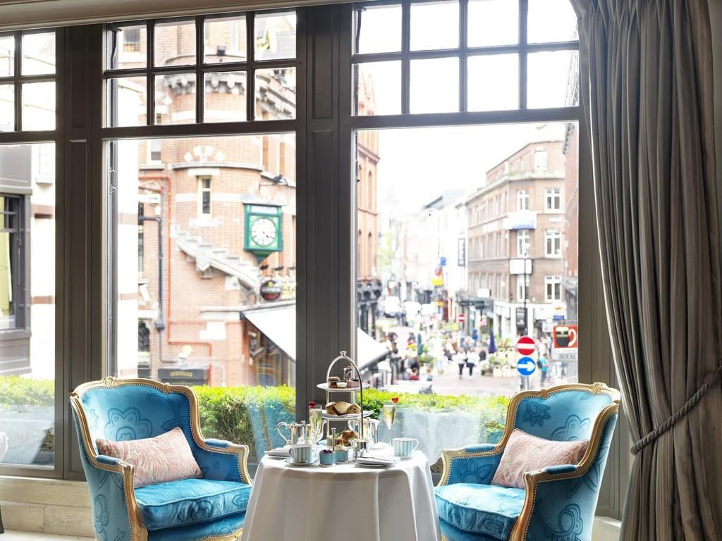 Irish Design Afternoon Tea July 2015 - 2