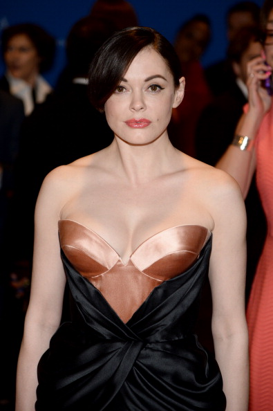 WASHINGTON, DC - MAY 03:  Rose McGowan attends the 100th Annual White House Correspondents' Association Dinner at the Washington Hilton on May 3, 2014 in Washington, DC.  (Photo by Dimitrios Kambouris/Getty Images)