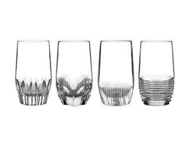 Waterford Mixology Clear HiBall Set Of 4 €160.00
