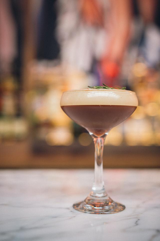 Tribeton cocktail. Image: Nathalie Marquez Courtney