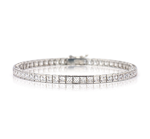 Princess Tennis Bracelet