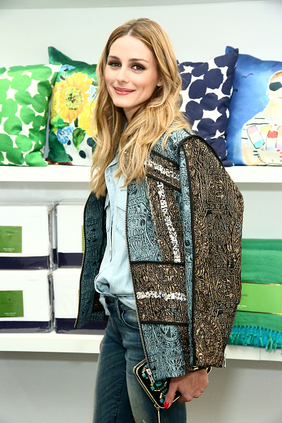"""NEW YORK, NY - MARCH 22:  Olivia Palermo attends Kate Spade New York """"Housewarming"""" in celebration of the brand's home pop-up shop at Kate Spade New York Home Pop-Up Shop on March 22, 2016 in New York City.  (Photo by Astrid Stawiarz/Getty Images for Kate Spade New York)"""