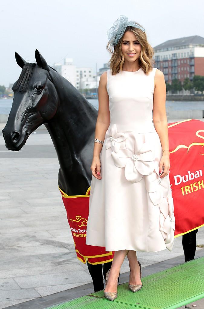Rachel Stevens  Dubai Derby 4